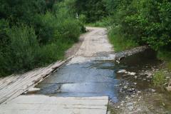 Droga w Dolinie Bielicznej