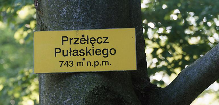 Przełęcz Pułaskiego